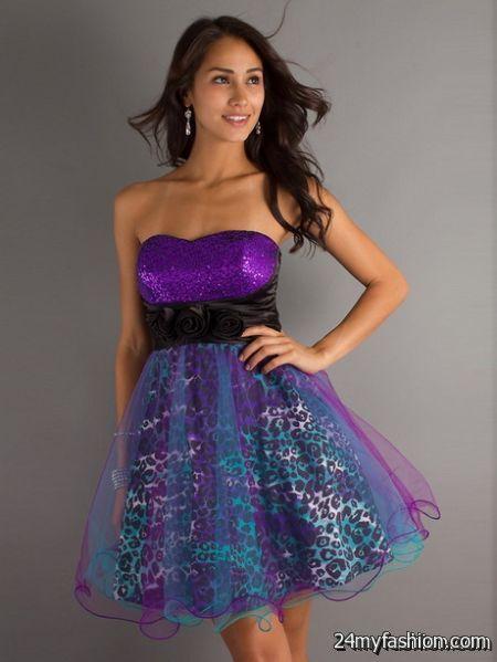 Semi Dresses for Juniors