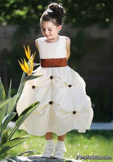 Kids bridal dresses review
