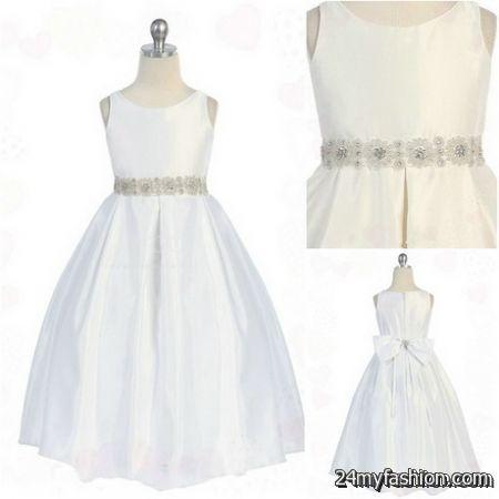 Kids white dresses review