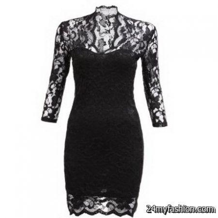 Ladies lace dress review