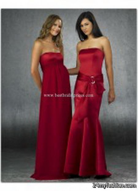 Landa bridesmaid dresses review