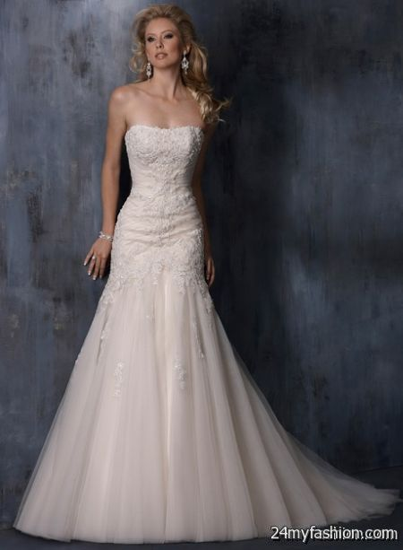 Maggie bridal gowns review