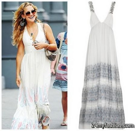 Maxi dress style review