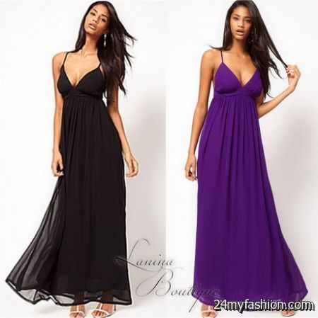 Maxi dresses chiffon review