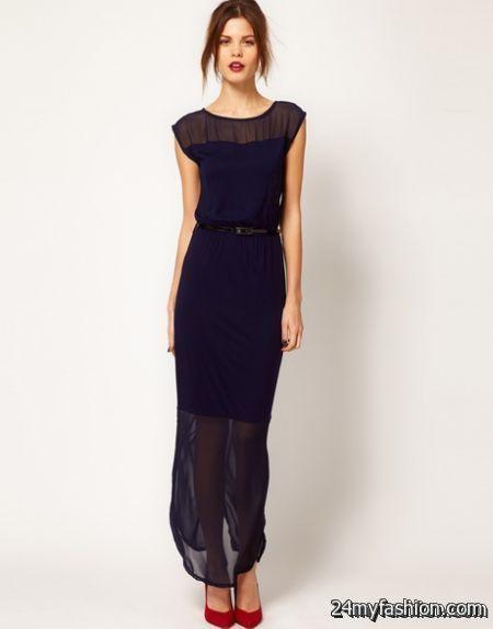 Maxi dresses chiffon review