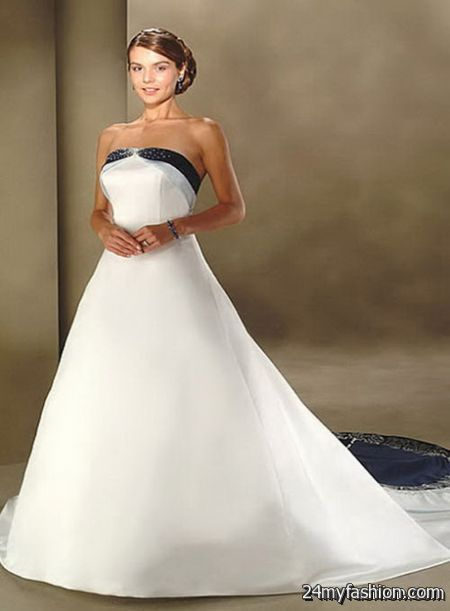 Modern wedding gowns review