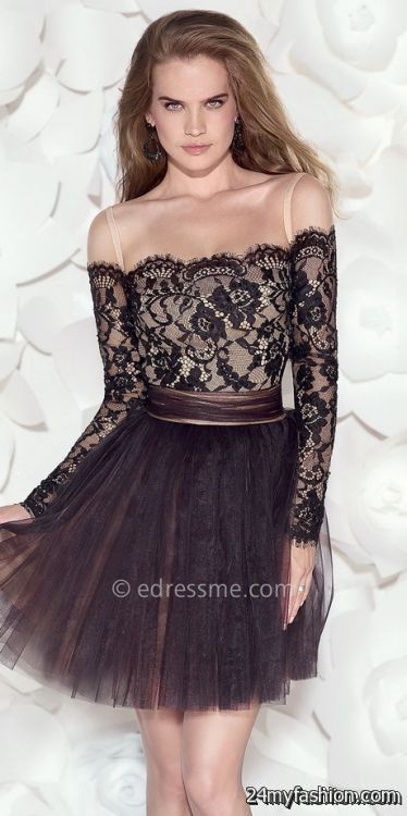 Off shoulder cocktail dresses review