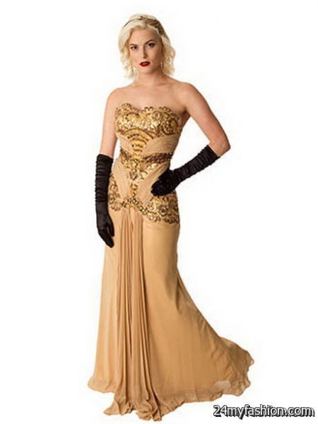 Old hollywood prom dresses review