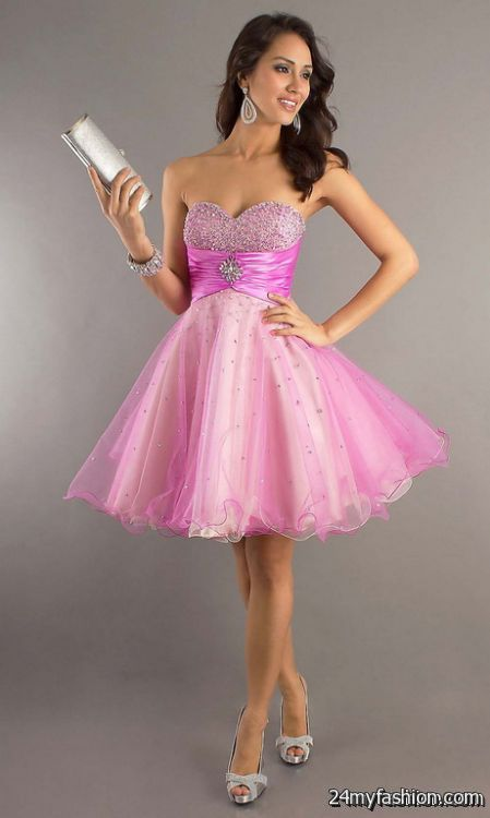 Pink party dresses for juniors review