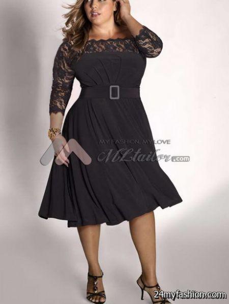 Plus size elegant dresses review | B2B Fashion
