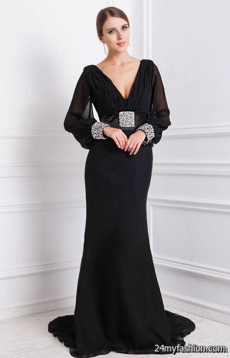 Plus size long formal dresses review