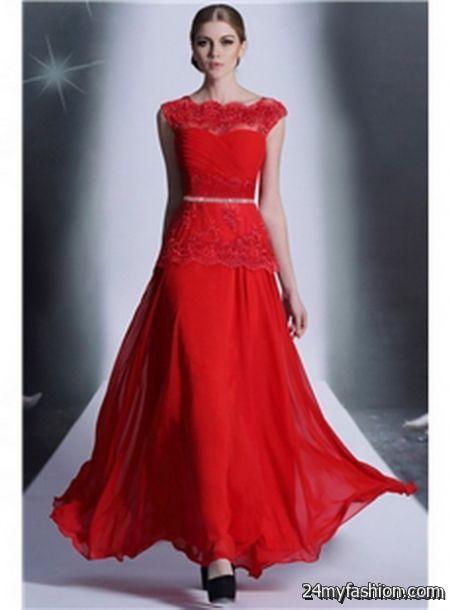 Retro evening dresses review