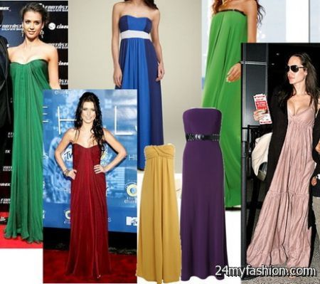 The maxi dress review