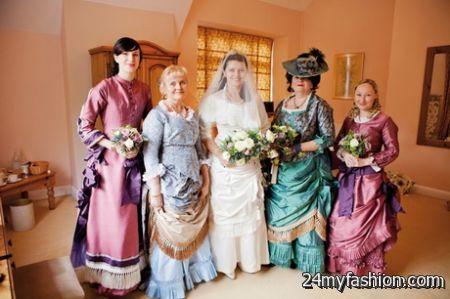 Victorian bridesmaid dresses review