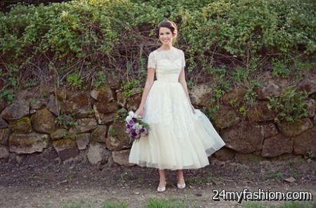 Vintage wedding dress styles review