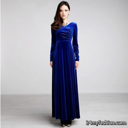 Women long dresses review