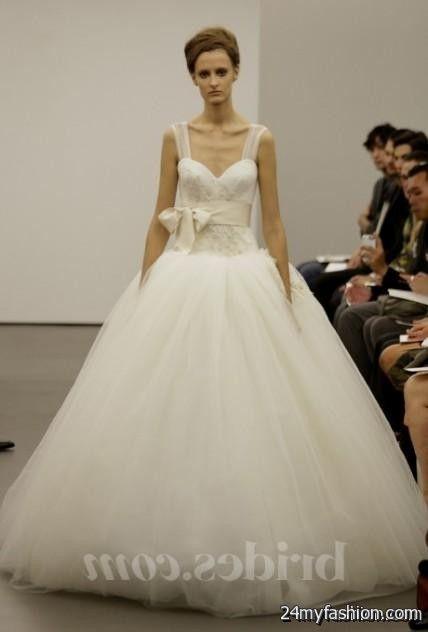 ball gown wedding dresses vera wang review | B2B Fashion