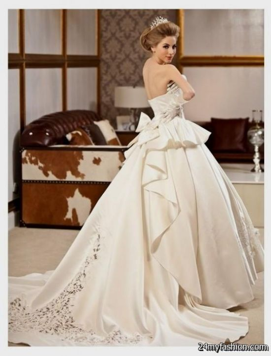 ball gown wedding dresses with sweetheart neckline and straps review