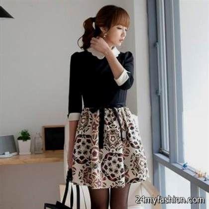 cute korean winter dresses review b2b fashion