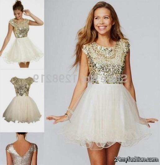short gold prom dresses under 100 review   B2B Fashion