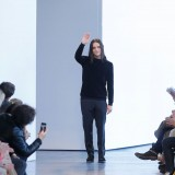 designer-olivier-theyskens-on-the-theory-runway-in-2014