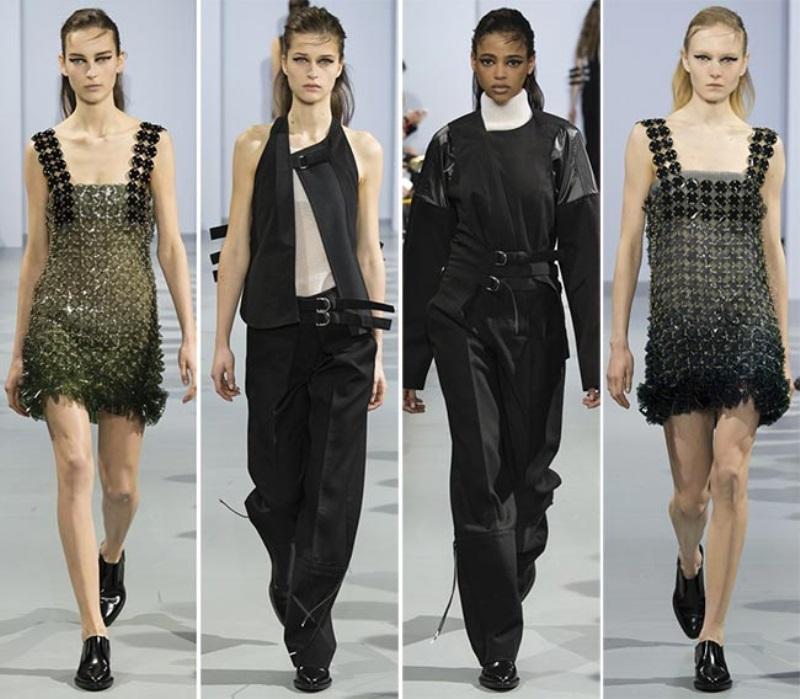 bb6f25cc36 Paco Rabanne fall winter 2015 2016 collection Paris Fashion Week3 - Fashion  Week
