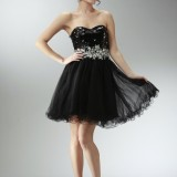 30_Lovely_Black_Short_Prom_Dresses_for_this_Year_-_MagMent