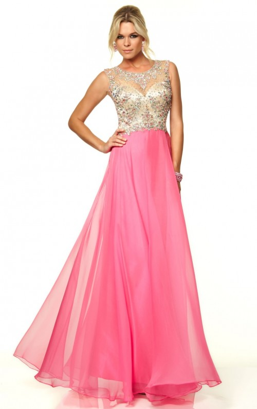 68a495a28e3 Natural Chiffon Floor-length Zipper Sleeveless Long Prom Dresses afbb1032 149.9900.jpg