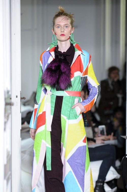 Peet Dullaert fashion week 2017