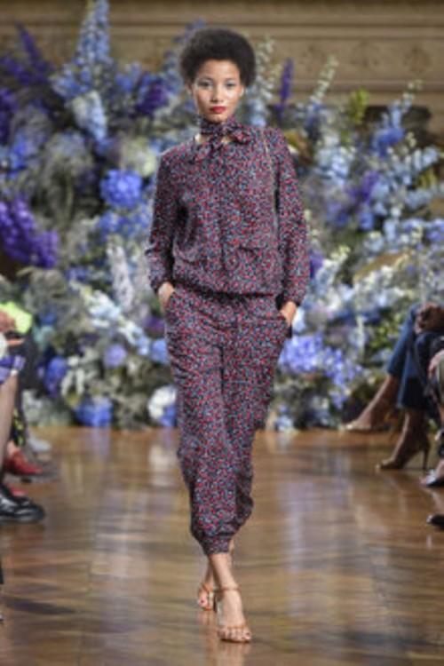 Vanessa Seward Fashion Week 2017