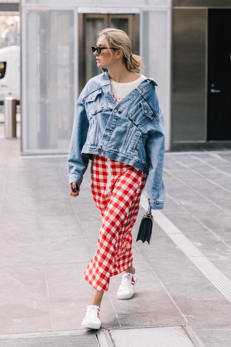 Nyfw Ss18 New York Fashion Week Street Style Vogue Collage Vintage