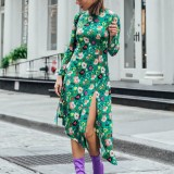 Sydne-Style-shows-the-best-street-style-trends-at-new-york-fashion-week-2018-in-florals