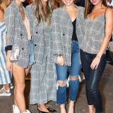 Sydne-Style-shows-the-best-street-style-trends-at-new-york-fashion-week-2018-in-plaid-outfits