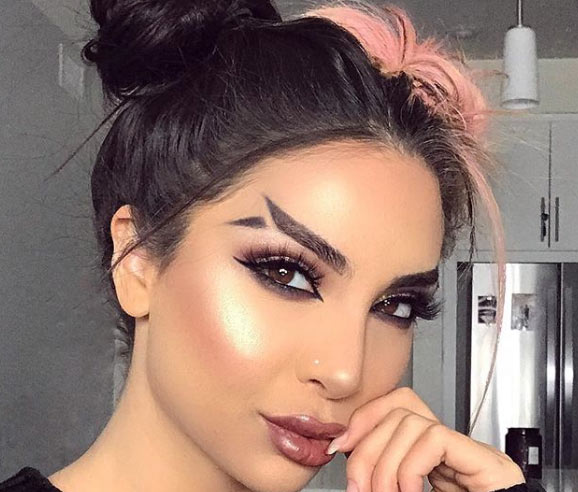Crazy Beauty Trends Of 2018-2019