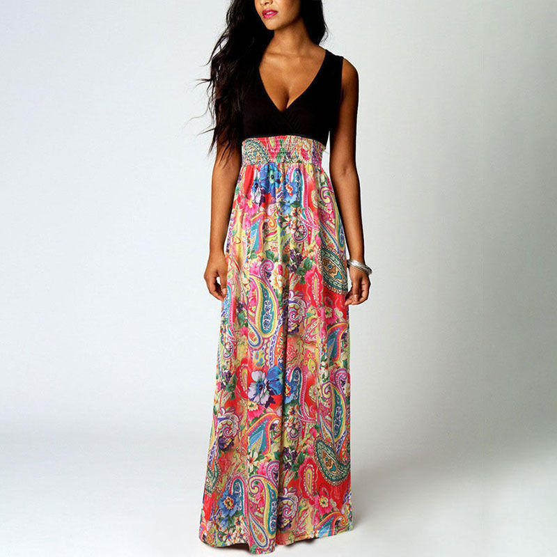 summer maxi dress 2019