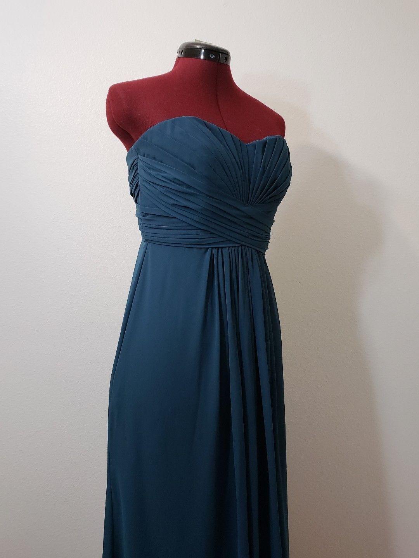 5bc34d946947c Davids Bridal Cobalt Blue Dresses