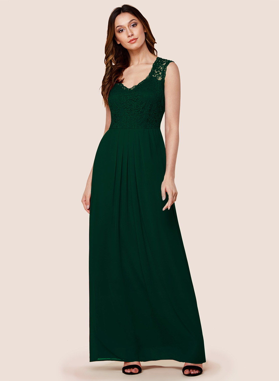 Cool Women\'s Long Chiffon Formal Evening Party Ball Gown Weddings ...