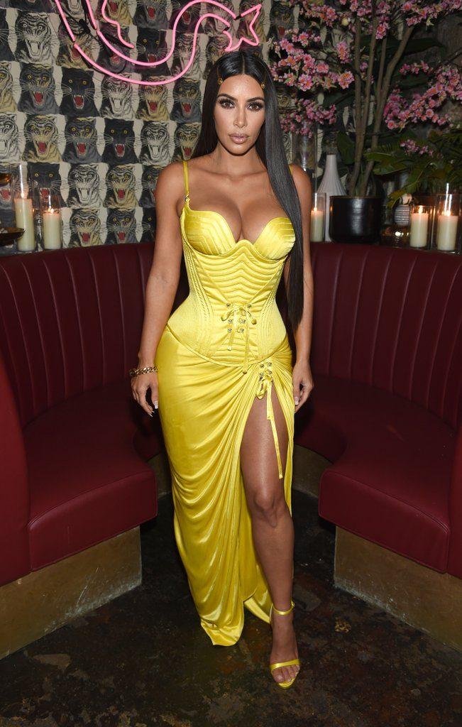 kim kardashian 2018 dresses b2b fashion