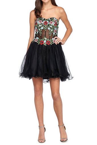 Cool Juniors Size 1 XS Short Prom Dress
