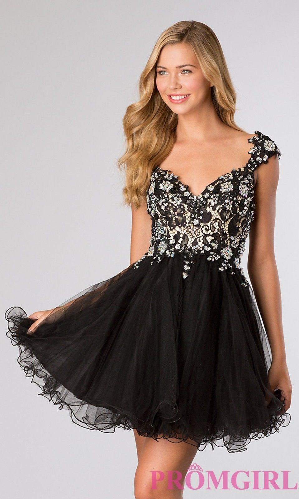 14f4e7da38f Promgirl Short Beaded Dresses - Gomes Weine AG