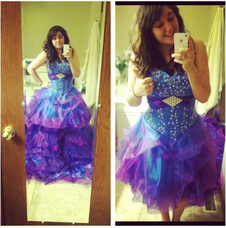 Purple Prom Dresses