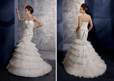 2000s wedding dresses
