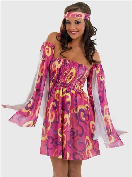 60s fancy dress women