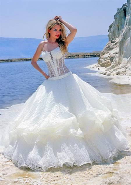 Bride wedding dresses