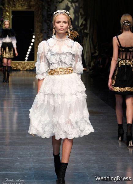 Dolce & Gabbana Fall/Winter women's-2013