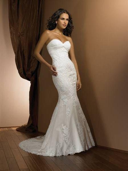 Form Fitting Wedding Dresses B2b Fashion