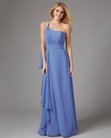 Long wedding dresses for guests