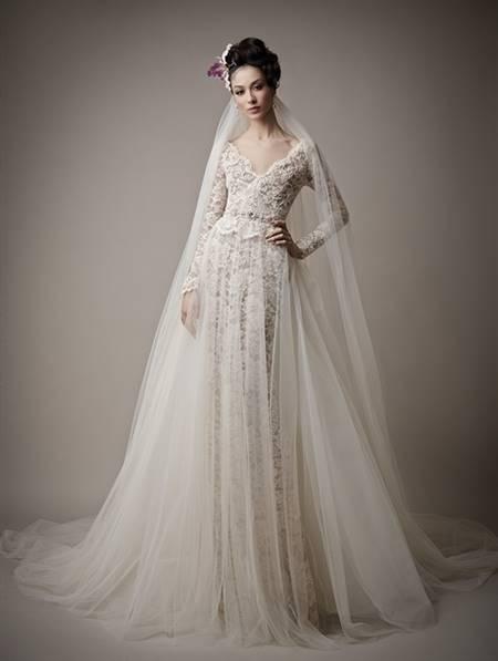 New wedding dress styles women's