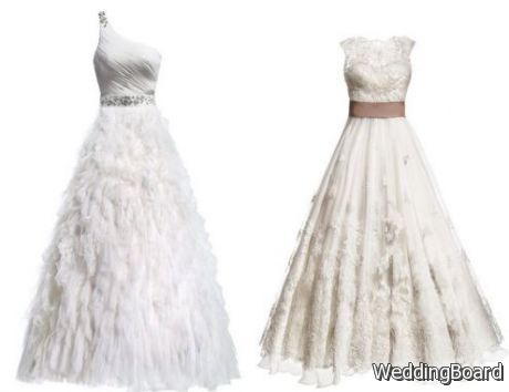 Wedding Dresses for Full Bust Independence Women