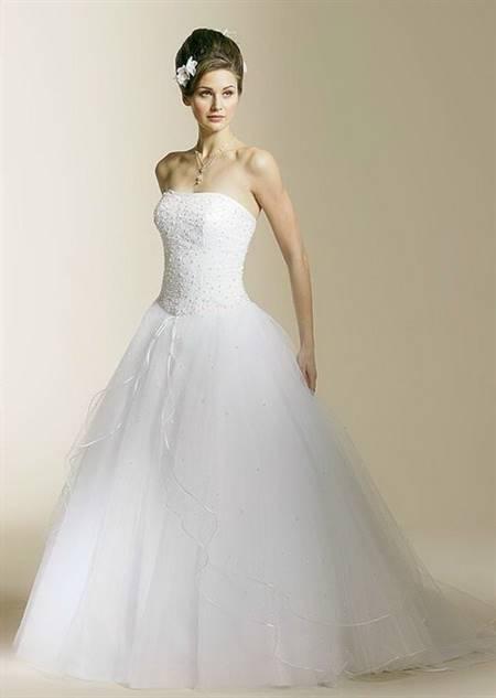 Wedding ball dresses